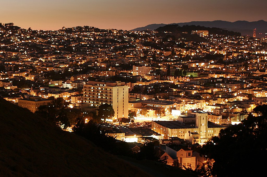 San Francisco Bernal Heights