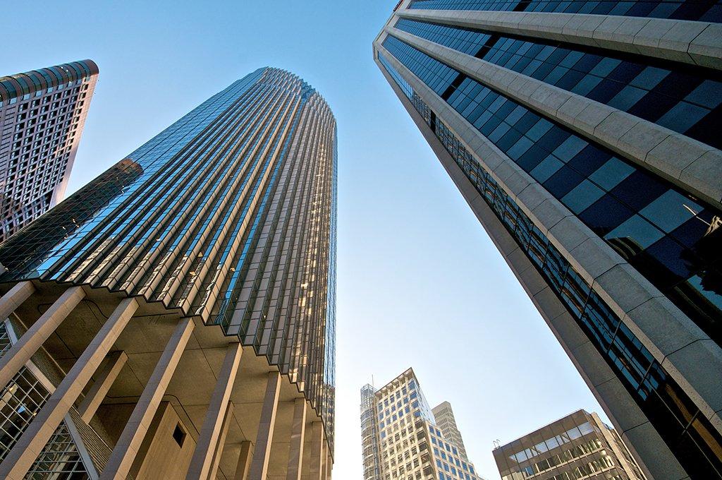 San-Francisco Financial District